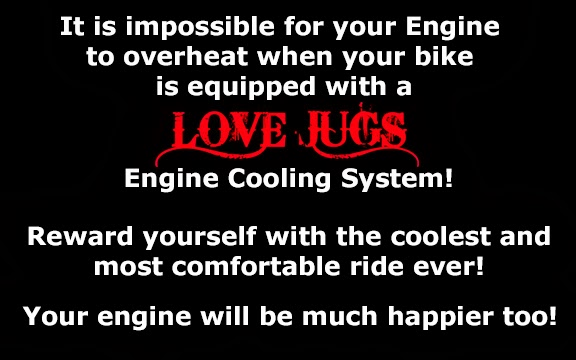 Impossible to Overheat with Love Jugs