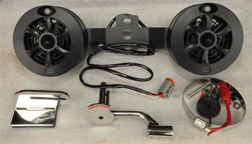 New Frame Mounted Cooling Kit For Harley Touring Models